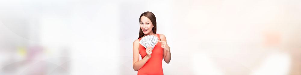 Женщины влезают в долги в два раза чаще, чем мужчины