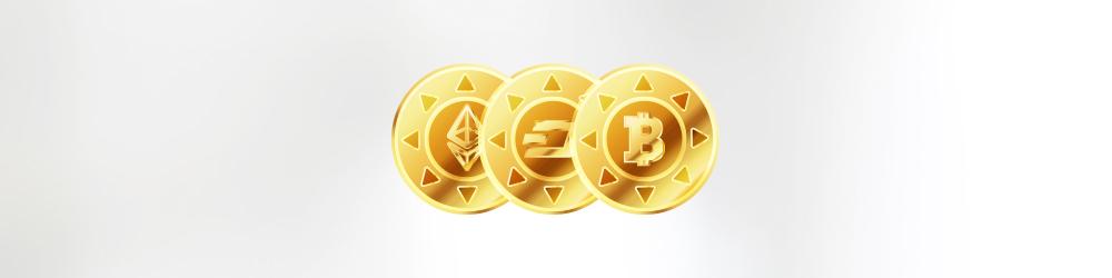 Интернет - деньги: топ-5 популярных криптовалют
