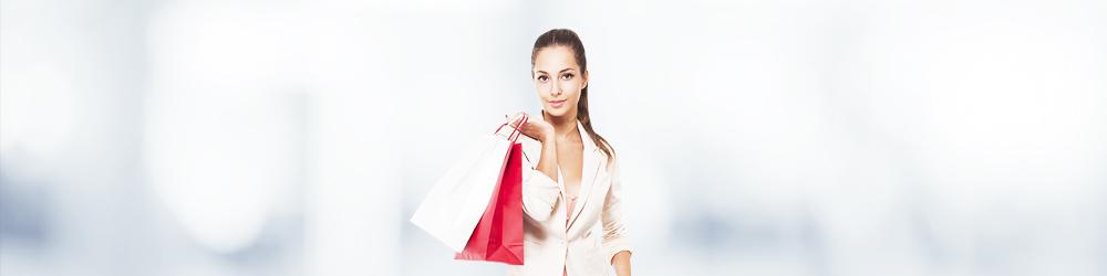 Россияне тратят деньги в иностранных магазинах