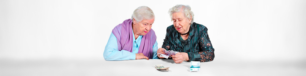 Накопительную часть пенсии заморозят