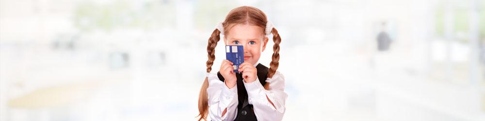 Банковские карты для детей становятся популярным продуктом