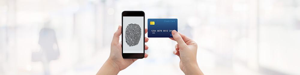 В тестовом режиме начали работать биометрические карты с бесконтактной оплатой
